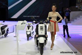 Soi kỹ Yamaha QBIX – đối thủ của Honda Zoomer-X