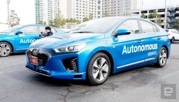 """Hàn Quốc xây """"thành phố"""" 17 triệu USD cho xe tự lái"""