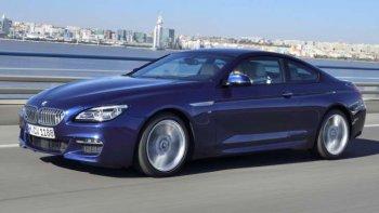 BMW âm thầm khai tử Series 6 Couple