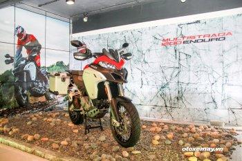 Ducati triệu hồi Multistrada Enduro 2016-2017 với lỗi giảm xóc sau