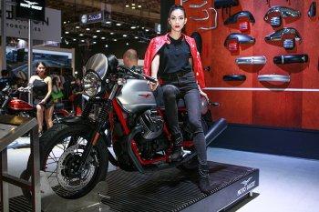 Moto Guzzi V7 III racer – nổi bật với vẻ đẹp hoài cổ