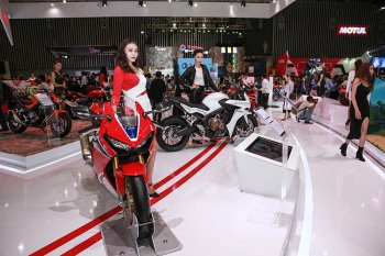 Honda Việt Nam sắp bán các loại mô tô CBR