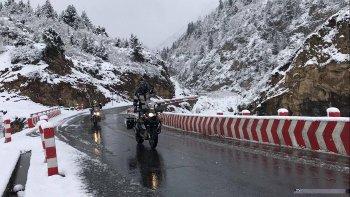 Trải nghiệm đáng sợ cho tay lái mê môtô adventure