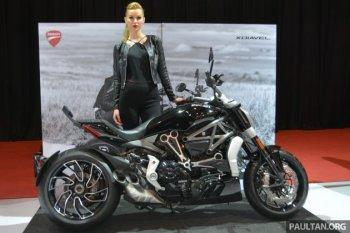Royal Enfield Ấn Độ mua lại Ducati?