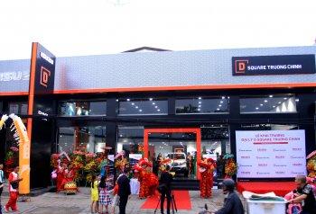 Khai trương đại lý cao cấp đầu tiên cho xe SUV và pick-up Isuzu tại TP.HCM