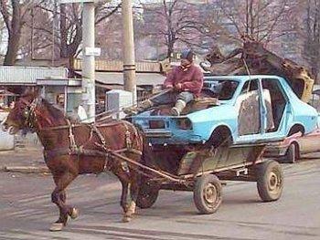 """Tại sao dùng """"sức ngựa"""" đo công suất động cơ?"""