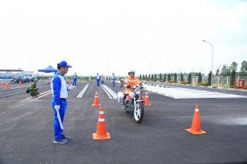 Honda Việt Nam tổ chức thi HDV lái xe an toàn