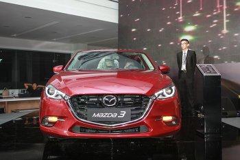 Mazda3 2017 trang bị thêm nhiều tính năng, giá cao nhất 805 triệu đồng