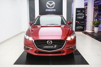 Chi tiết 3 phiên bản Mazda3 2017 vừa ra mắt tại Việt Nam