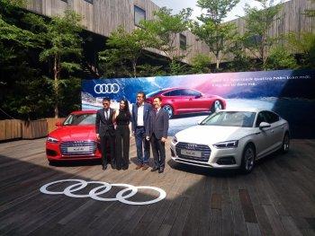 Ra mắt Audi A5 Sportback 2017 tại Sài Gòn