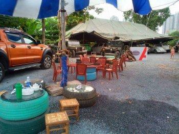 Độc đáo chợ phiên đồ chơi xe cổ tại Sài Gòn
