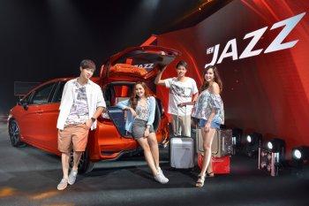 Honda Jazz ra mắt Thái Lan, giá khởi điểm 555.000 bath