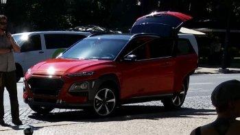 """""""Tóm gọn"""" Hyundai Kona, đối thủ Mazda CX-3"""