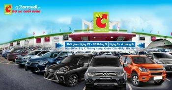 Chợ Xe Cuối Tuần đầu tiên ở Hà Nội