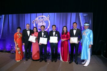 5 đại lý Chevrolet tại Việt Nam được vinh danh ở giải thưởng Quốc tế
