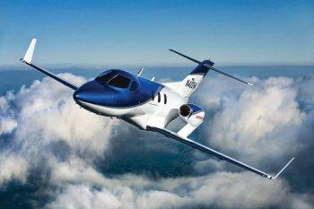 Máy bay HondaJet sắp được bán tại Việt Nam