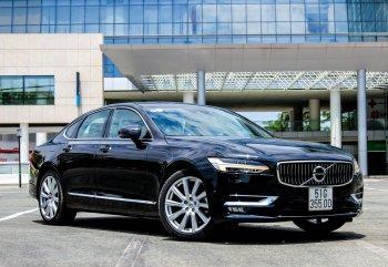 Volvo tăng trưởng và tăng khuyến mại mua xe tại Việt Nam