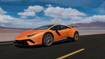 Bentley, Lamborghini thắng lớn tại lễ trao giải của Autocar 2017