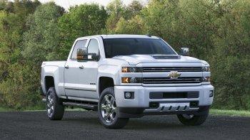 Hàng loạt xe tải GM bị tố gian lận khí thải