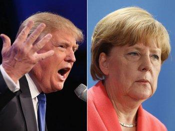 Trump than phiền Đức đang bán quá nhiều xe tại Mỹ