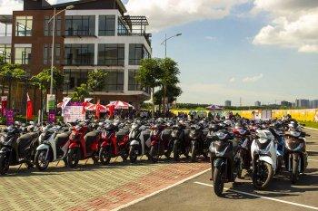 Ngày hội của người chơi Honda SH chuẩn bị diễn ra