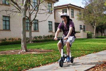 Smacircle S1: Xe đạp điện nhỏ gọn nhất thế giới