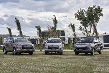 Toyota miễn phí bảo dưỡng 3 năm cho khách mua xe tháng 6