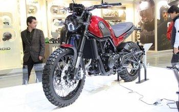 Benelli Leoncino có thể về Việt Nam, cạnh tranh Ducati Scrambler Sixty2