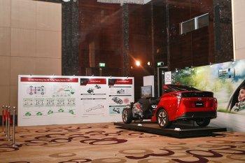 Động cơ Hybrid của Toyota hoạt động như thế nào