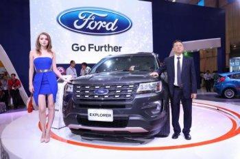 Ford khẳng định Explorer tại Việt Nam không liên quan đến triệu hồi tại Mỹ