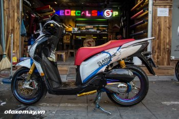 Chi tiết Honda SH150i độ ấn tượng nhất Việt Nam