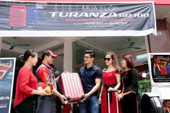 Hành trình xứng tầm đẳng cấp cùng lốp Bridgestone Turanza GR100
