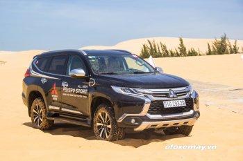 SUV All New Pajero Sport giảm giá hơn 100 triệu