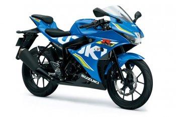 Suzuki GSX-R150 có giá bán chính thức gần 75 triệu đồng