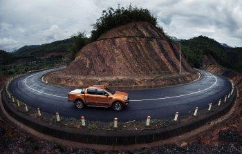 Ranger vẫn là dòng xe bán chạy nhất của Ford Việt Nam trong tháng 5