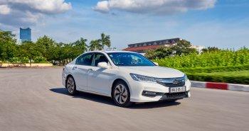 Mua Honda CR-V và Accord vẫn được tặng 50 triệu đồng