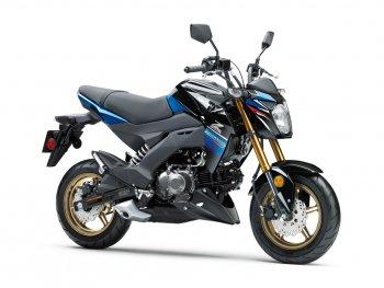 Kawasaki Z125 PRO 2018 giá từ 3.199 USD tại Mỹ