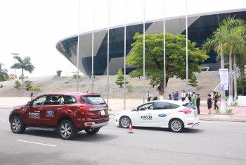 Ford khởi động chương trình lái xe an toàn năm thứ 10 tại Đà Nẵng