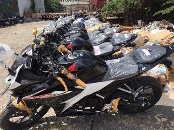Honda CBR150R 2017 về Việt Nam, giá hơn 110 triệu