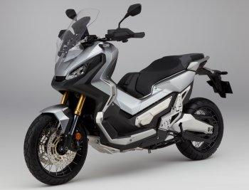 Xe ga địa hình Honda X-ADV 2017 đắt ngang xe hơi
