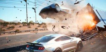Need For Speed Payback hết đua là trộm siêu xe
