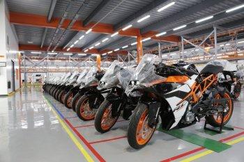 KTM mở nhà máy lắp ráp tại Philippines