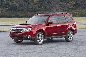 Subaru triệu hồi 16 xe Forester tại Việt Nam do dính lỗi túi khí