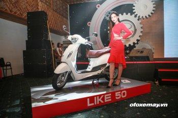 Cơ hội mua xe KYMCO Like 50 giá 1 nghìn VNĐ
