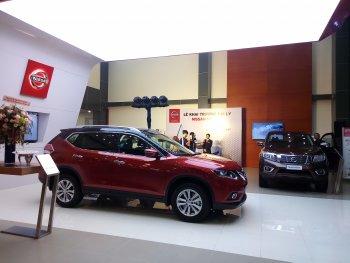 Nissan Gò Vấp cung cấp mẫu crossover bán chạy nhất thế giới
