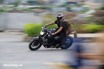 Video: Trải nghiệm Yamaha MT-03 ABS