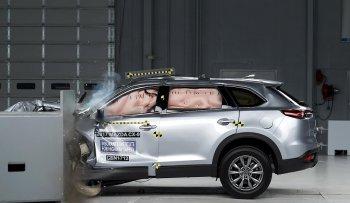Mazda CX-9 2017 là một trong những xe an toàn nhất