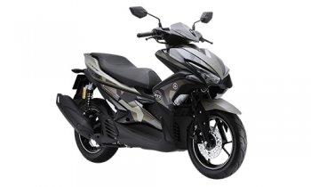 Yamaha NVX 155 phiên bản quân đội giá 52,7 triệu đồng