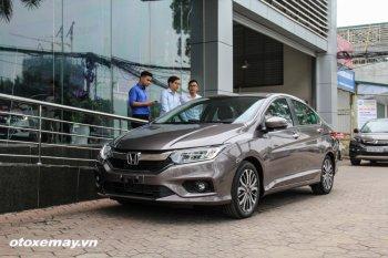Honda City 2017 bất ngờ xuất hiện tại Việt Nam