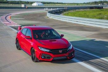 Honda Civic Type R 2018 bị đội giá gấp đôi